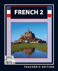 French 2 Teacher Book Grd 9-12