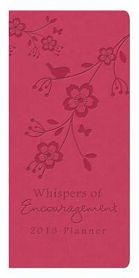 Whispers of Encouragement 2013 Planner