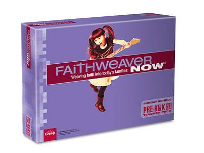 Picture of FaithWeaver Now PreK-K Teacher Pack Spring 2020