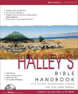 Picture of Halley's Bible Handbook on CD-ROM for Windows