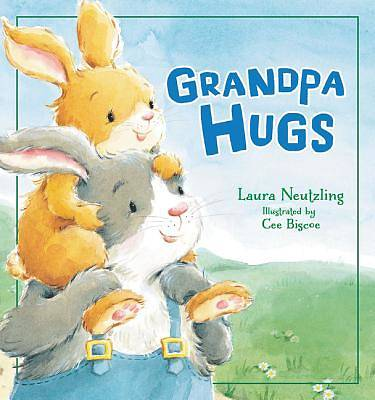 Picture of Grandpa Hugs