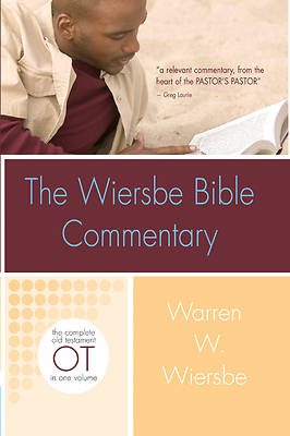 Picture of The Wiersbe Bible Commentary