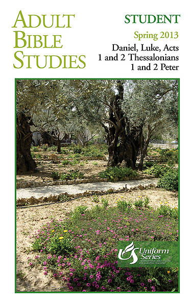 Adult Bible Studies Student Book Spring 2013 - Regular Print Edition [ePub Ebook]