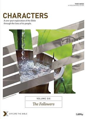 Picture of Characters Volume 6