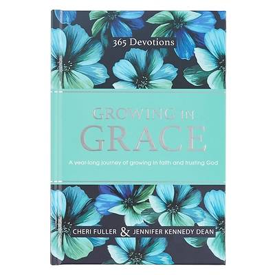 Picture of Growing in Grace (Hardcover)