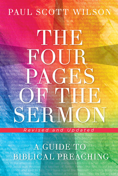 Picture of The Four Pages of the Sermon, Revised and Updated - eBook [ePub]