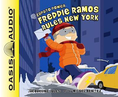 Picture of Freddie Ramos Rules New York (Library Edition)