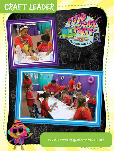 Picture of Vacation Bible School (VBS) Food Truck Party Craft Leader