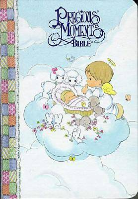 Picture of Precious Moments Baby Bible New King James Version