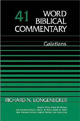Word Biblical Commentary - Galatians