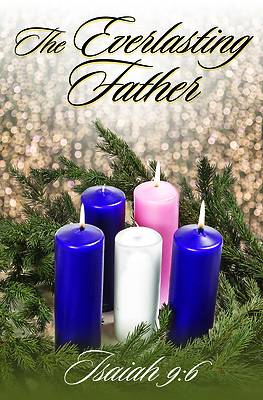 Picture of The Everlasting Father Bulletin (Pkg 100) Advent