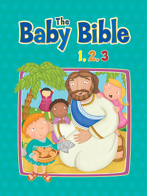 Picture of The Baby Bible 1,2,3