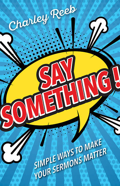 Picture of Say Something! - eBook [ePub]