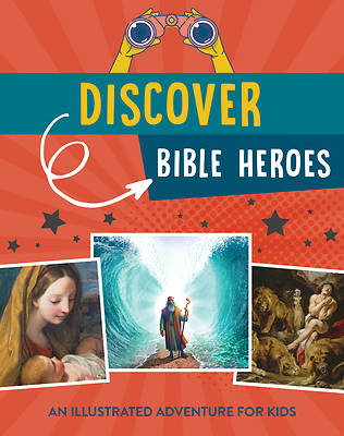 Picture of Discover Bible Heroes