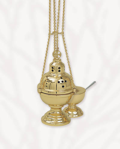 Picture of Censer and Boat