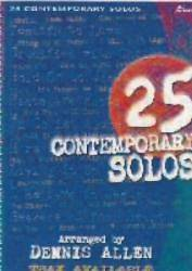 25 Contemporary Solos -Book/Listening CD Combo