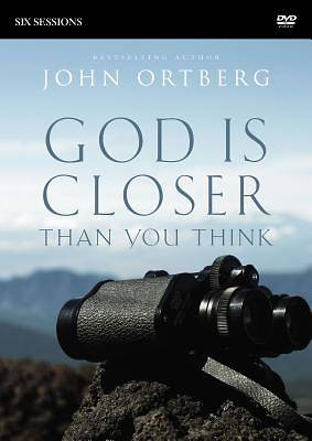 Picture of God Is Closer Than You Think DVD
