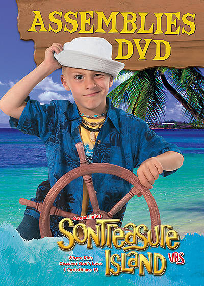 Gospel Light VBS 2014 SonTreasure Island Assemblies DVD