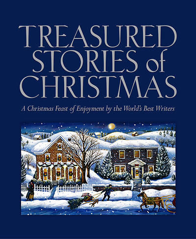 Picture of Treasured Stories of Christmas