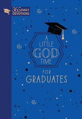 Picture of A Little God Time for Graduates (Faux)