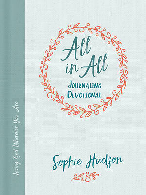 Picture of All in All Journaling Devotional