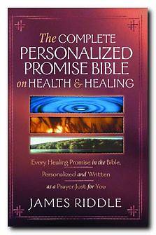 Complete Personalized Promise on Health and Healing [ePub Ebook]