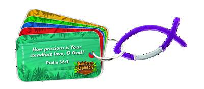 Picture of Vacation Bible School VBS 2021 Collectibles Set of 5
