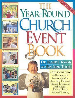 The Year-Round Church Event Book