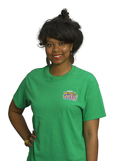 Vacation Bible School (VBS) 2014 Workshop of Wonders Leader T-shirt Size Small