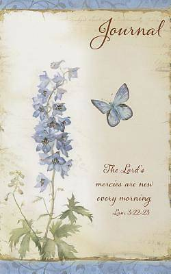 Blue Flowers LL Journal - Lords Mercies