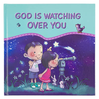 Picture of Book Hardcover God Is Watching Over You
