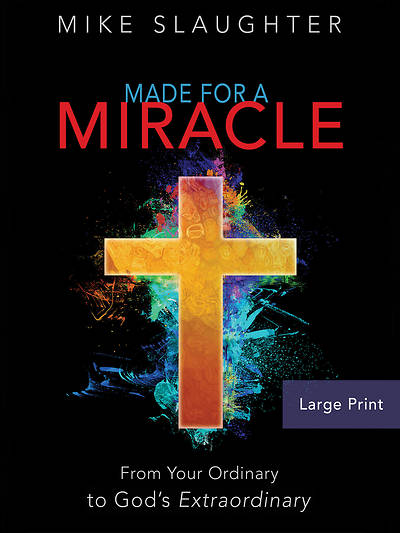 Picture of Made for a Miracle [Large Print]