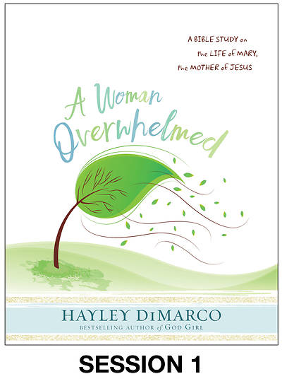 Picture of A Woman Overwhelmed - Women's Bible Study Streaming Video Session 1