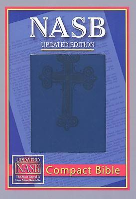 Compact Bible-NASB-Cross