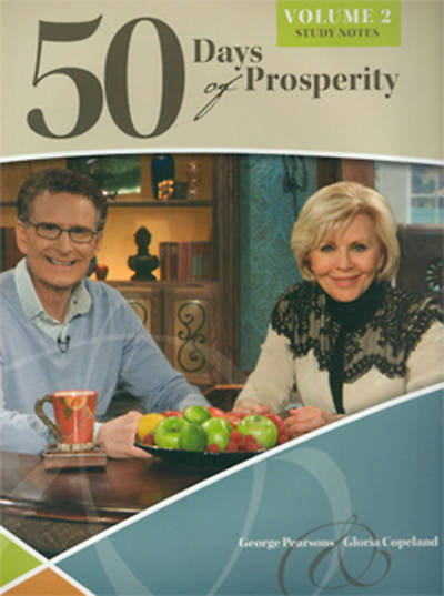 Picture of 50 Days of Prosperity Volume 2