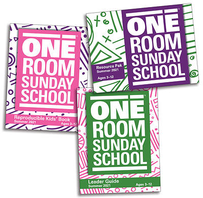 Picture of One Room Sunday School Kit Summer 2021 Download