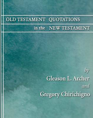 Old Testament Quotations in the New Testament