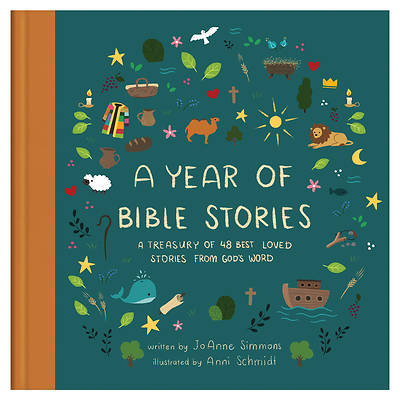 Picture of A Year of Bible Stories