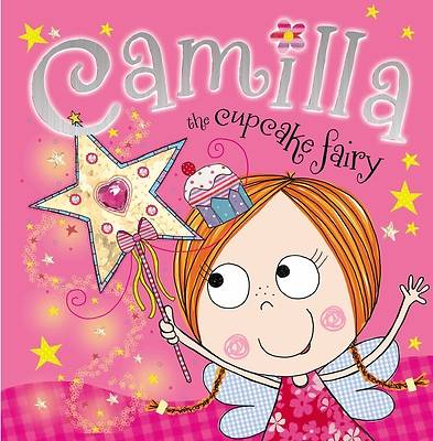 Picture of Camilla, the Cupcake Fairy