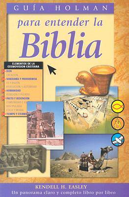 Picture of Guia Holman Para Entender la Biblia / Holman Quicksource Guide to Understanding the Bible