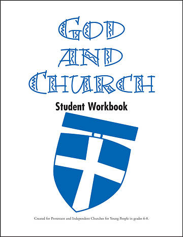 God and Church Student Workbook