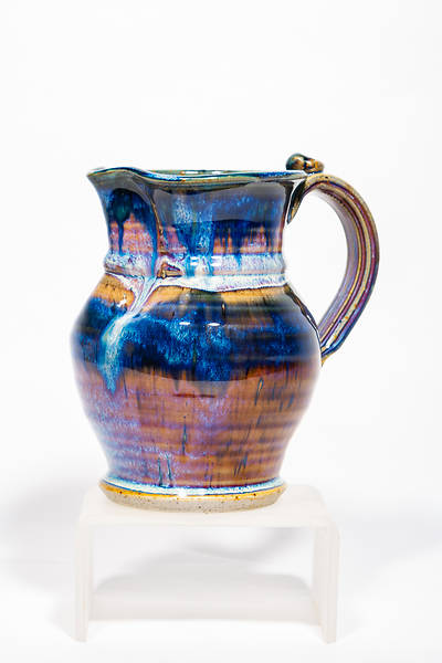 Picture of Holbrook Pastel Blue Pitcher