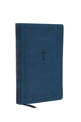 Picture of Nrsv, Catholic Bible, Gift Edition, Leathersoft, Teal, Comfort Print