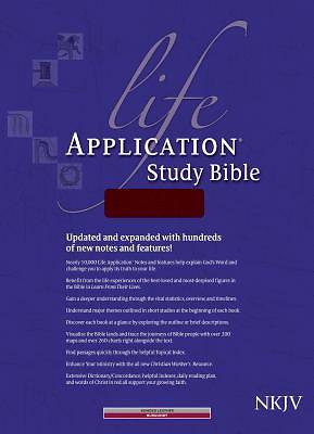 Life Application Study New King James Version Bible