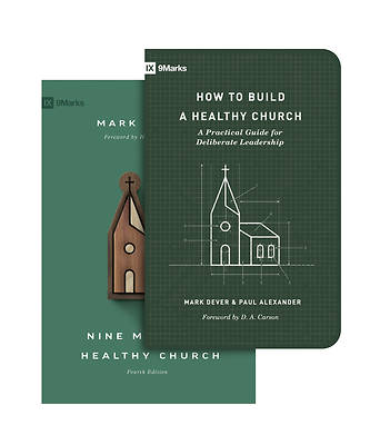 Picture of How to Build a Healthy Church and Nine Marks of a Healthy Church (4th Edition) (Set)
