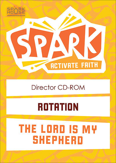 Spark Rotation The Lord is My Shepherd Director CD