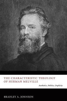 Picture of The Characteristic Theology of Herman Melville