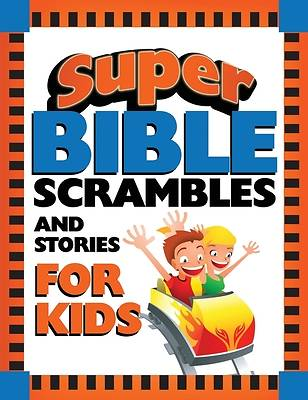 Picture of Super Bible Scrambles and Stories for Kids
