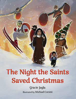 Picture of The Night the Saints Saved Christmas