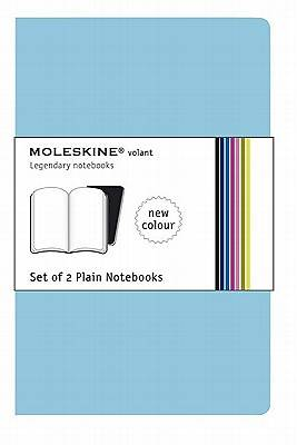 Notebooks Moleskine Volant Plain Sky Blue Extra Small